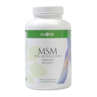 MSM With Microhydrin® (120 Vcaps)