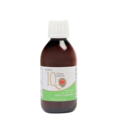 IQ Omega Defence 200 ML with Lemon