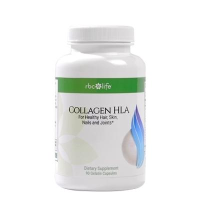 Collagen HLA 90 Gelatin Caps